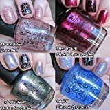 OPI Katy Perry Collection (4 Bottles) !!Black Shatter Not Included!!