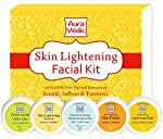 Auravedic Skin Lightening Facial Kit