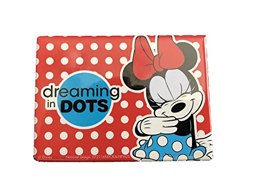Disney Minnie Mouse 'Dreaming' Dots Magnet