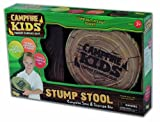 Insect Lore Camp Fire Kids Stump Stool by Camp Fire Kids Stump Stool