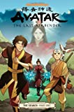 Book - Avatar: The Last Airbender - The Search, Part 1