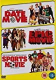 Date Movie/Epic Movie/Sports Movie [DVD]