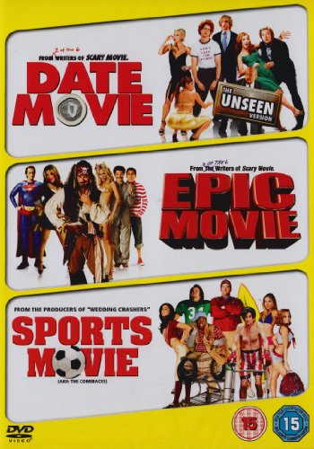 Spoof Comedy Triple (date Movie / Epic Movie/spor [DVD]