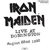 Live at Donington by Iron Maiden (2002-03-26)