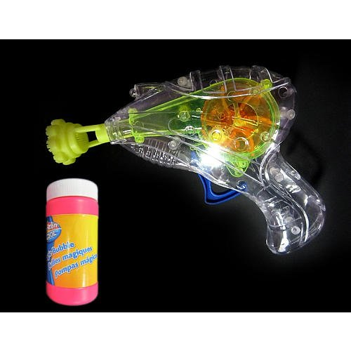 Sizzlin Cool Magic Bubble Glow - 1
