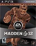 51WrPJ8xsQL. SL160  Madden NFL 12 Hall of Fame Edition