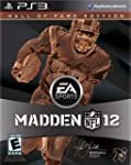 Madden NFL 12 Hall Of Fame Edition -...