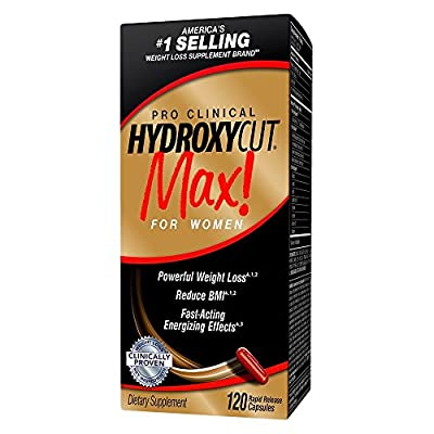 Pro Clinical Hydroxycut Max For Women