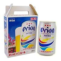 オリオン ドラフトビール 350ml×6缶BOX入りギフトセット