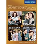 TCM Greatest Classic Legends Film Collection: Katharine Hepburn DVD