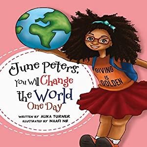 June Peters, You Will Change the World One Day Audiobook