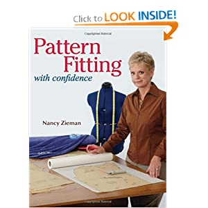 Gain confidence in pattern fitting using.