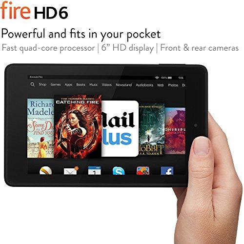 Fire HD 6, 6