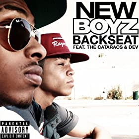 Backseat (feat. The Cataracs & Dev) [Explicit]