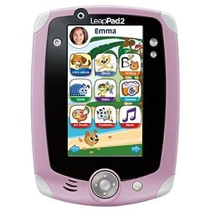 LeapFrog LeapPad2 Explorer Tablet - Pink