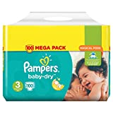 Pampers Baby-Dry Windeln Mini Gr. 3(Midi) 5-9kg...