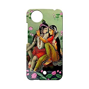 BLUEDIO Designer Printed Back case cover for Micromax A1 (AQ4502) - G3873