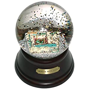 MLB Houston Astros Minute Maid Park Houston Astros Musical Globe by Sports Collector