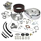 S&S Cycle Shorty Super E Carburetor Kit 11-0407