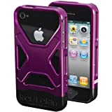 RokForm Fuzion Aluminum Apple iPhone 4 /4S Case (Purple) Reviews