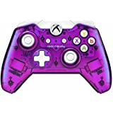 PDP 048-036-NA-PR Rock Candy Wired Controller for Xbox One, Purple