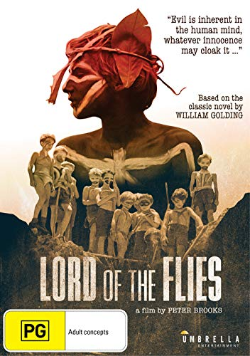 DVD : Lord Of The Flies