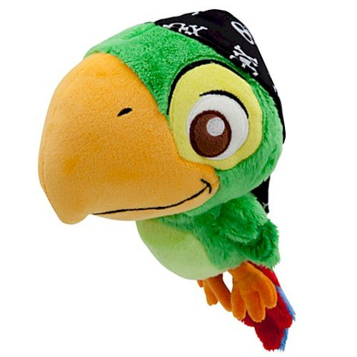 Disney Skully Plush - Jake and the Never Land Pirates - 6''