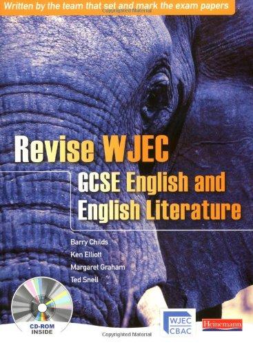 Revise WJEC GCSE English and English Literature