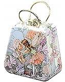 Flower Fairy Miniature Tin Handbag - Sweet Pea Fairy