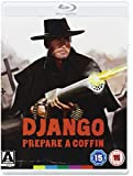 Django, Prepare a Coffin [Blu-ray] [Import anglais]