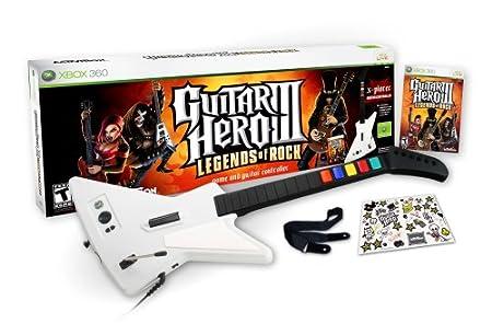 Guitar Hero III Legends of Rock Wired Bundle