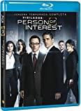Person of Interest 3 temporada Blu-ray España (Vigilados)