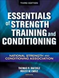img - for Essentials of Strength Training and Conditioning - 3rd Edition 3rd (third) Edition by National Strength and Conditioning Association published by Human Kinetics (2008) book / textbook / text book