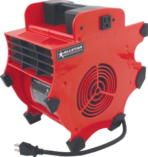 Allstar Performance ALL30002 Red 3 Speed Blower Fan (110v Blower Fan compare prices)