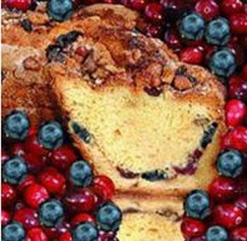My Grandma Ptlgc16L Large- 10 In.- 3.1 Lbs Presliced Lower Fat Patriot Coffee Cake