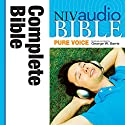 NIV Audio Bible, Pure Voice (       UNABRIDGED) by  Zondervan Bibles Narrated by George W. Sarris