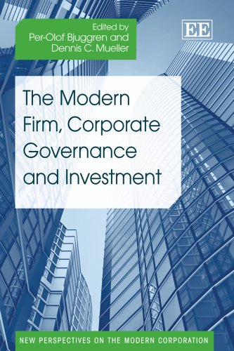 The Modern Firm, Corporate Governance and Investment (New Perspectives on the Modern Corporation)