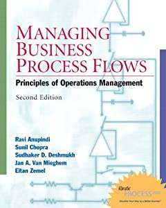 managing business process flows 3rd edition solution manual