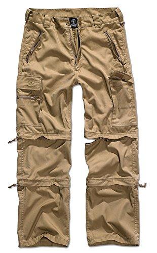 Brandit -  Pantaloni  - cargo - Uomo Beige - Camel XXX-Large