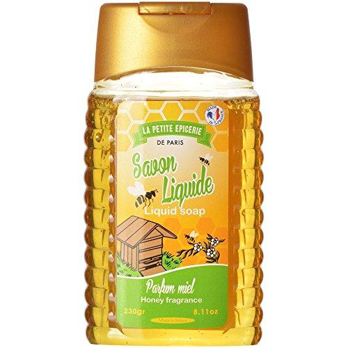 Pot de Savon liquide Miel Jaune La petite épicerie de Paris 35-2S-804