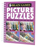 Brain Games Picture Puzzles #3: How Many Differences Can You Find?