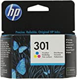 HP No.301 CH562EE Colour Inkjet Cartridge - Tricolour