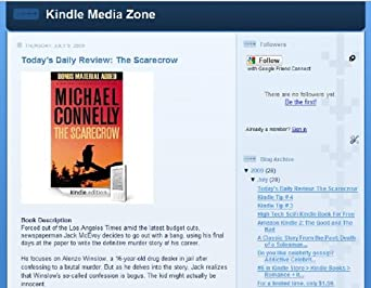 Kindle Media Zone - Everything Kindle - Your One Stop Blog