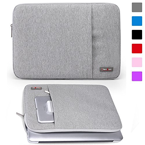 Lacdo 11-15 Inch Waterproof Fabric Laptop Sleeve Case Bag For Apple Macbook Air Pro