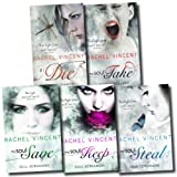 Rachel Vincent Rachel Vincent Soul Screamers 5 Books Collection Set (My Soul To Keep , My Soul to Take , My Soul to Save, If I die, My Soul to Steal)