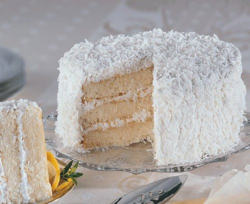 Coconut Layer Cake (36 oz.)