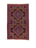 L'Eden del Tappeto Alfombra Beluchistan Multicolor 89 x 142 cm