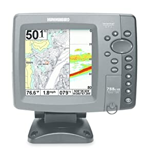 Humminbird 788ci hd combo fishfinder and gps for Phone fish finder