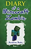 Diary of a Minecraft Zombie Book 1: A Scare of A Dare (Volume 1)