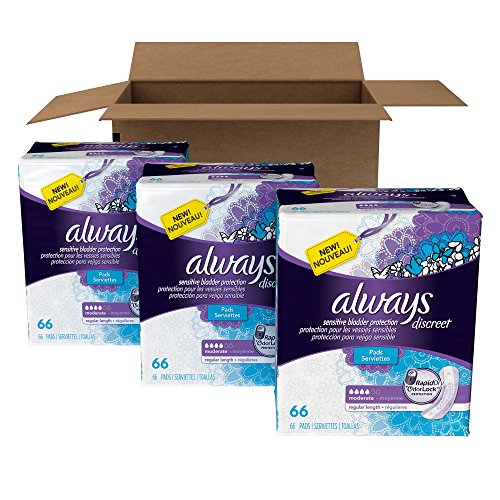 always-discreet-incontinence-pads-moderate-regular-length-198-count